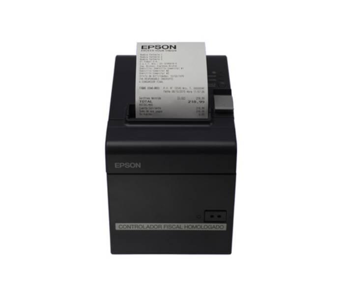 Nueva Generación Impresora Fiscal TM-T900FA Epson