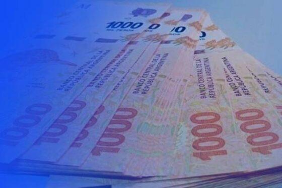 Alerta por la posible circulación de billetes falsos de 1000 pesos